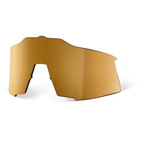 100% Speedcraft Lentille d'échange Grand, bronze mirror